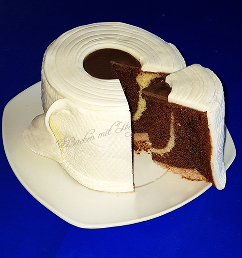 Klopapier Kuchen